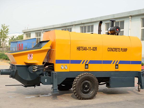 Concrete Pump For Sale In Indonesia