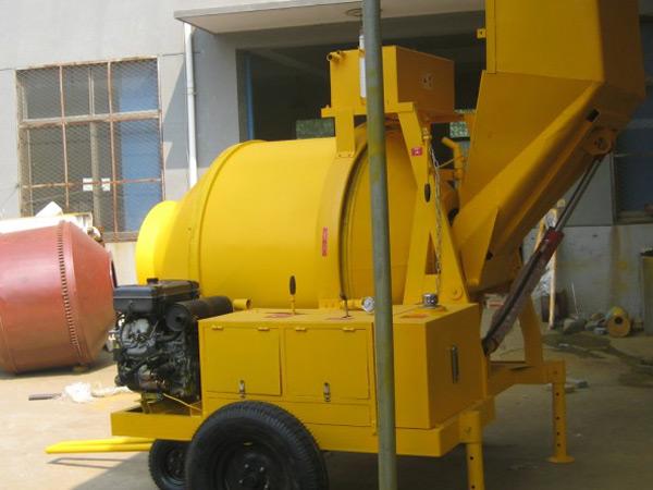 JZR500 diesel mixer