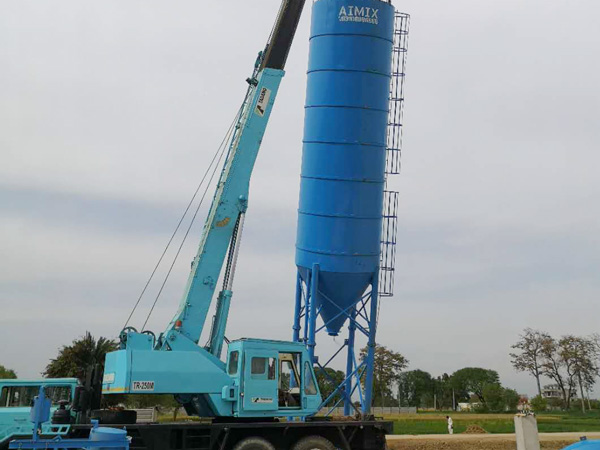 Aimix-cement-silo-in-Pakistan-3
