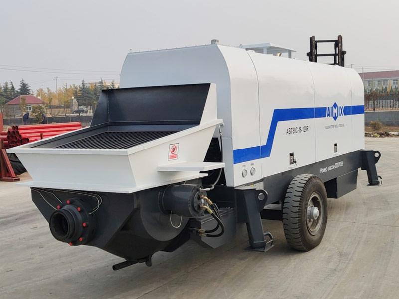 ABT80C diesel concrete pump
