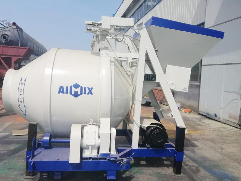 JZC series concrete mixer