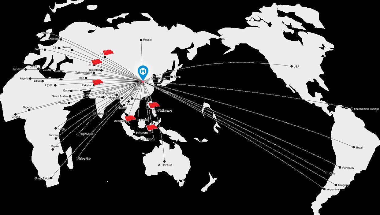 AIMIX LBS Map