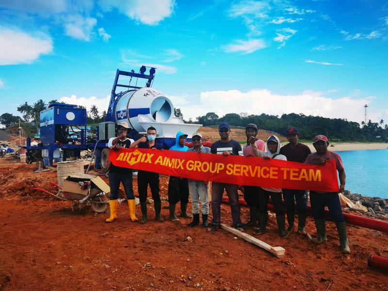 Tim layanan AIMIX