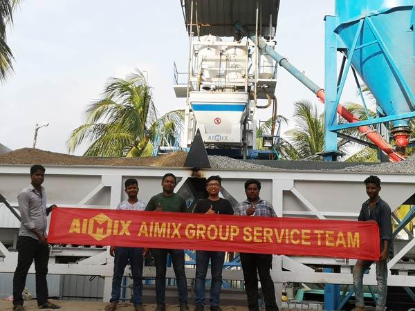 Aimix tim layanan