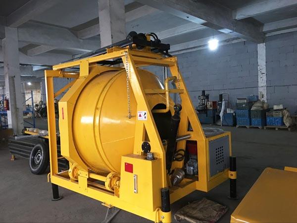 JZR500 diesel mixer kanggo Australia