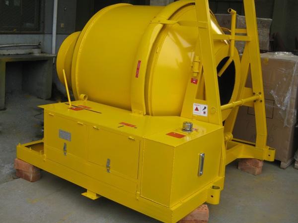 diesel konkrit mixers