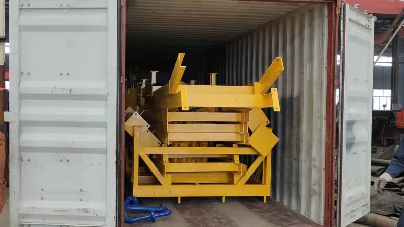 Aimix AJ35 konkrit tanduran dikirim menyang Indonesia 2