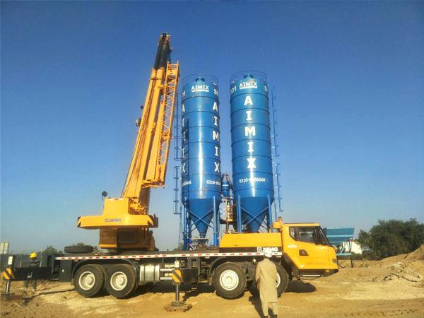 Aimix semen silo ing Pakistan 4