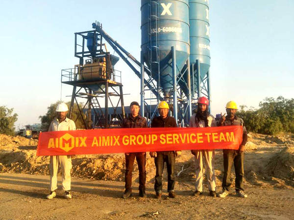Aimix semen silo ing Pakistan 6