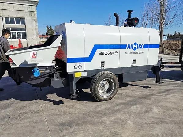 ABT60C diesel konkrit kumpa