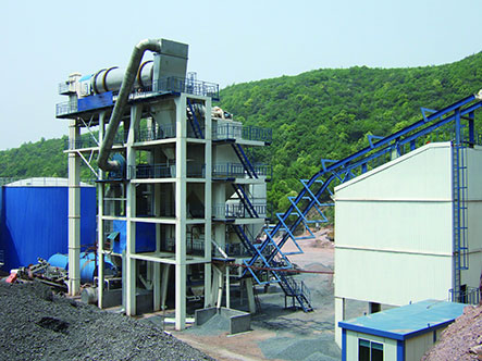 ALQ60 asphalt mixing plant for sale