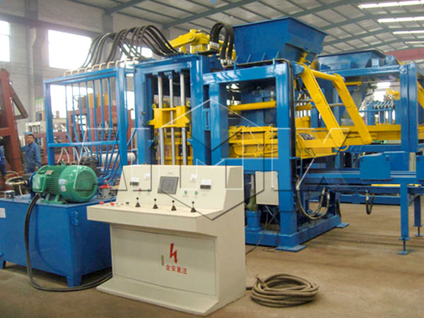 small concrete block machine for sale