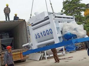 Aimix HZS50 concrete plant sent to Bangladesh 3