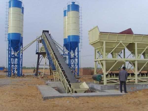 AJ-90 ready mix concrete plant for sale