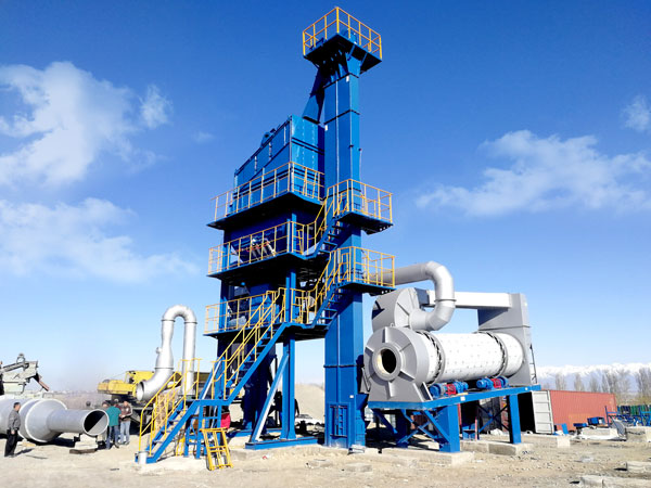ALQ60 hot mix asphalt plant for sale