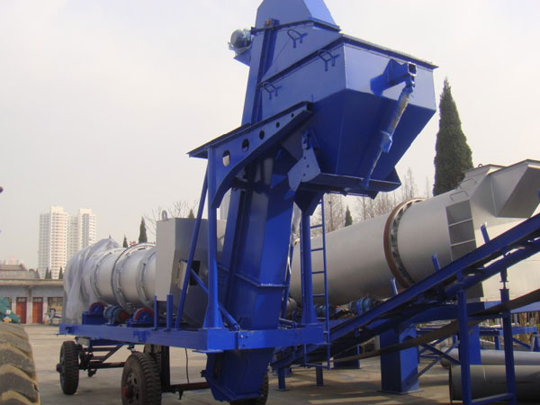 ALT40 hot mix asphalt plant