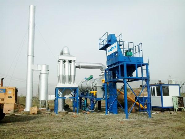 ALT40 mini asphalt mixing plant