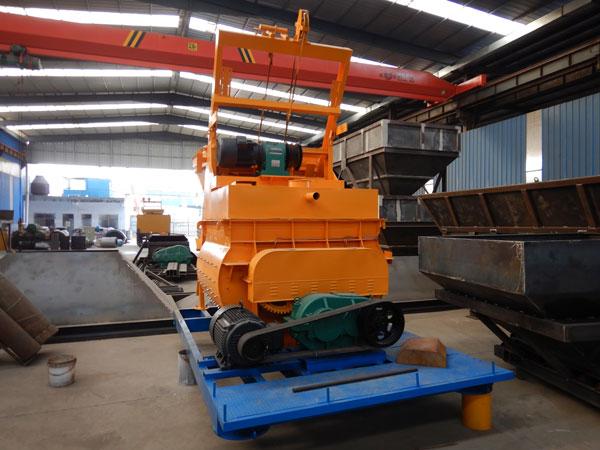 Aimix concrete plant sent to Myanmar 2