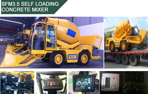 components-of-self-loading-concrete-mixer