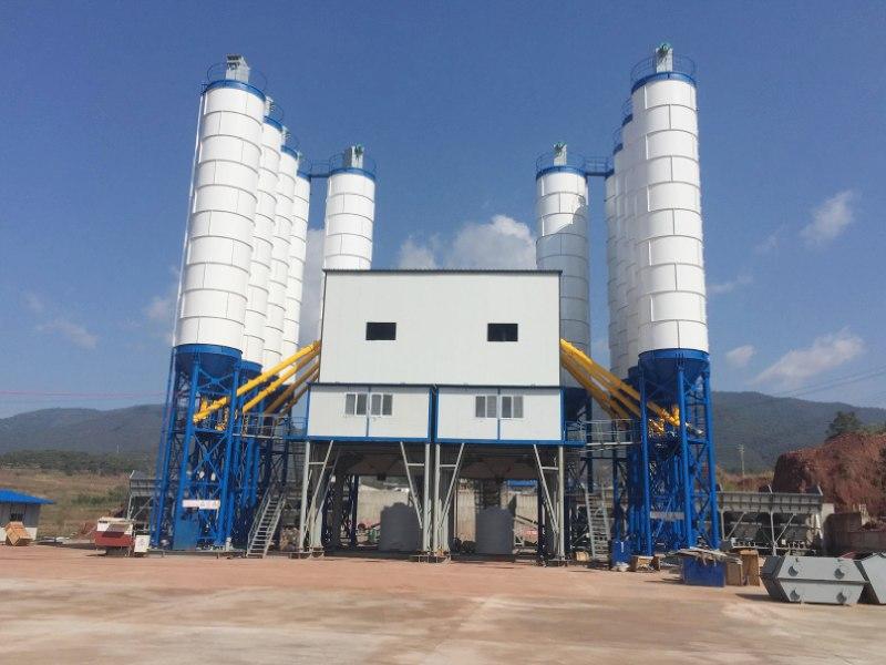 aimix ready mix concrete plant for sale