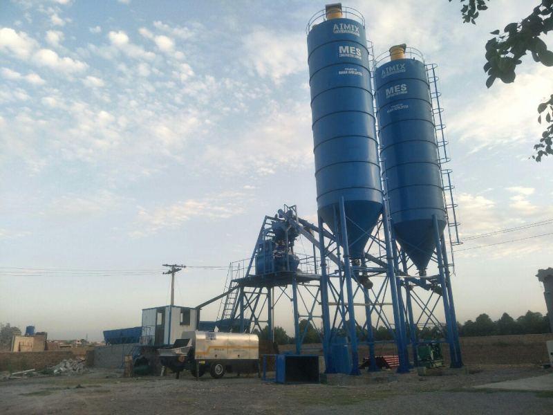 aimix ready mix concrete plant