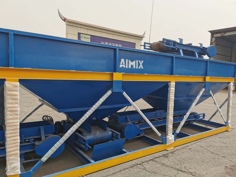 AIMIX block machine sent to Malaysia 4