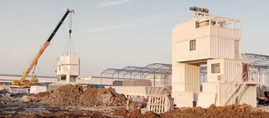 modular concrete plant case 2