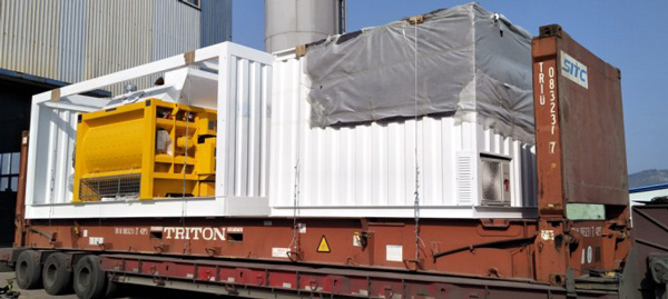 modular concrete plant case 4