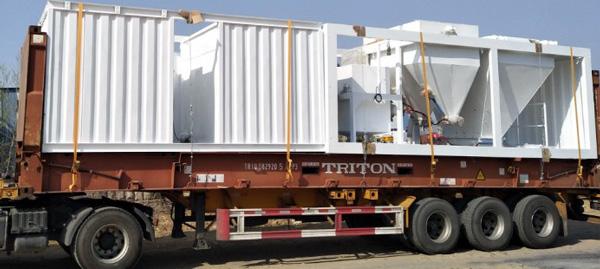 modular concrete plant case 5