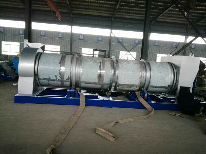 20 ton drum asphalt mix plant sent to Ukraine
