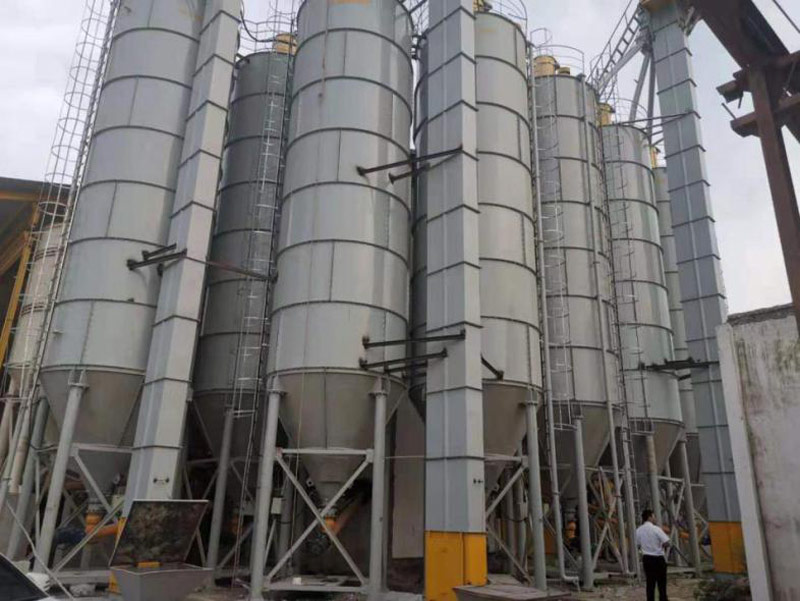 AIMIX 30th tile adhesive plant In Indonesia