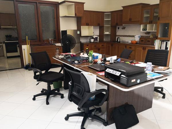 Indonesia oversea office