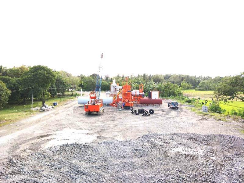 AIMIX 60 asphalt mixing plant
