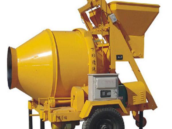 JZC350 small concrete mixer