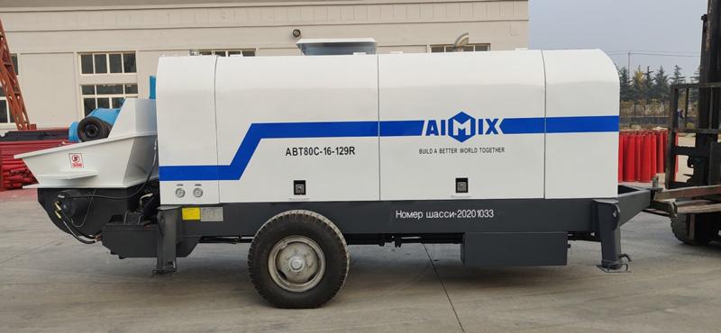 ABT80C concrete pump