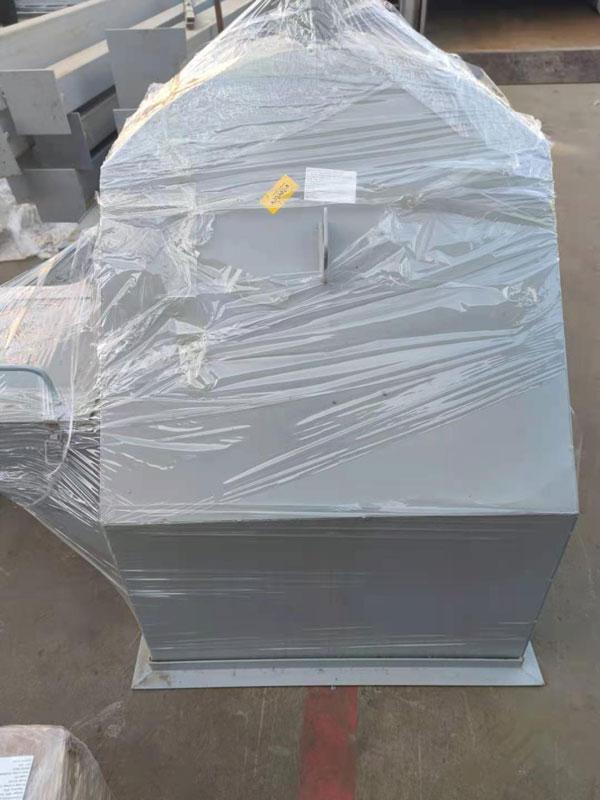 AIMIX tile adhesive plant sent to Kenya