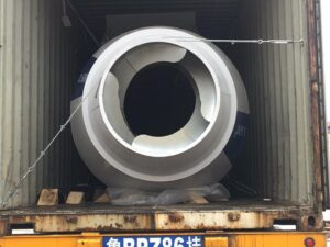 self load mixer sent to Nigeria