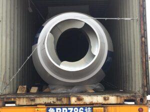 self load mixer sent to Nigeria