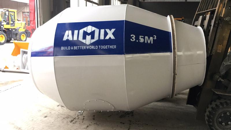 self loading mixer to Nigeria