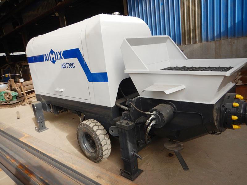 AIMIX ABT30C concrete pump