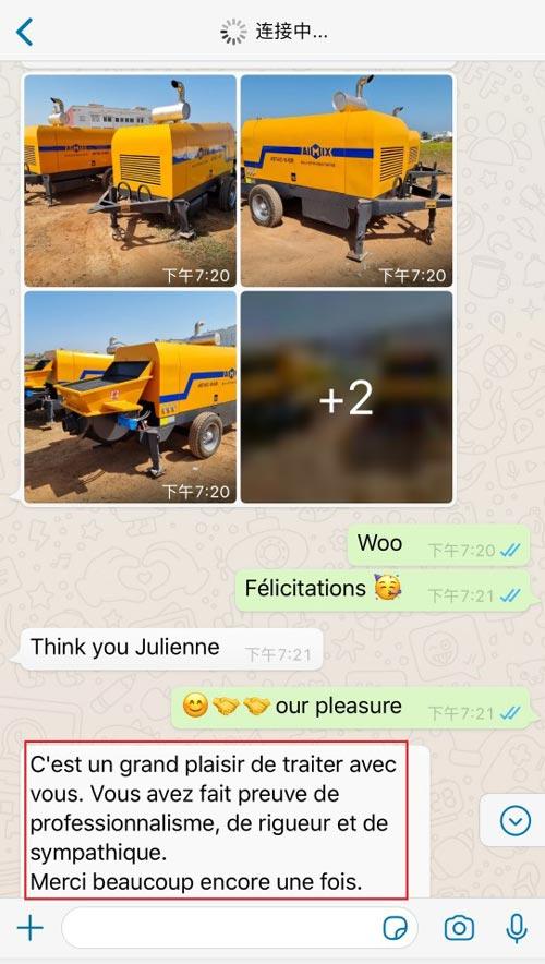 Morocco customer feedback
