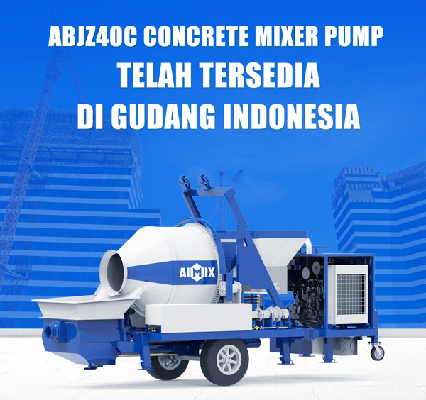 mixer pump in stock