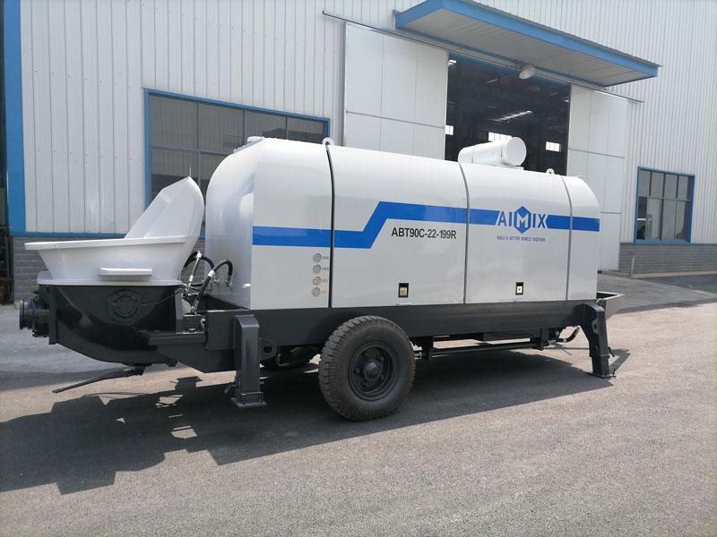 ABT90C concrete pump