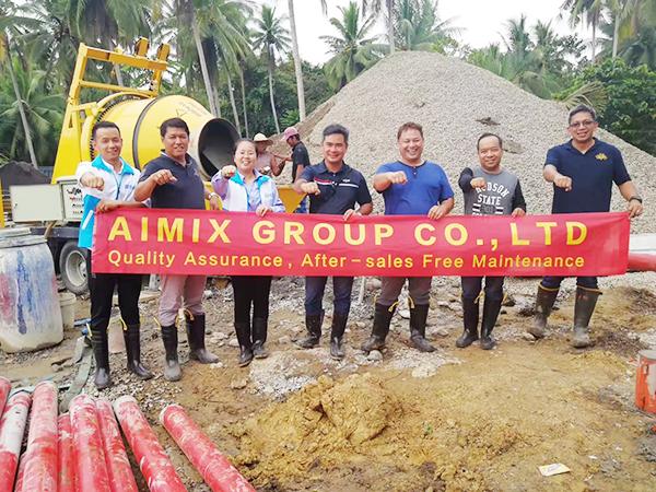 AIMIX after sale service