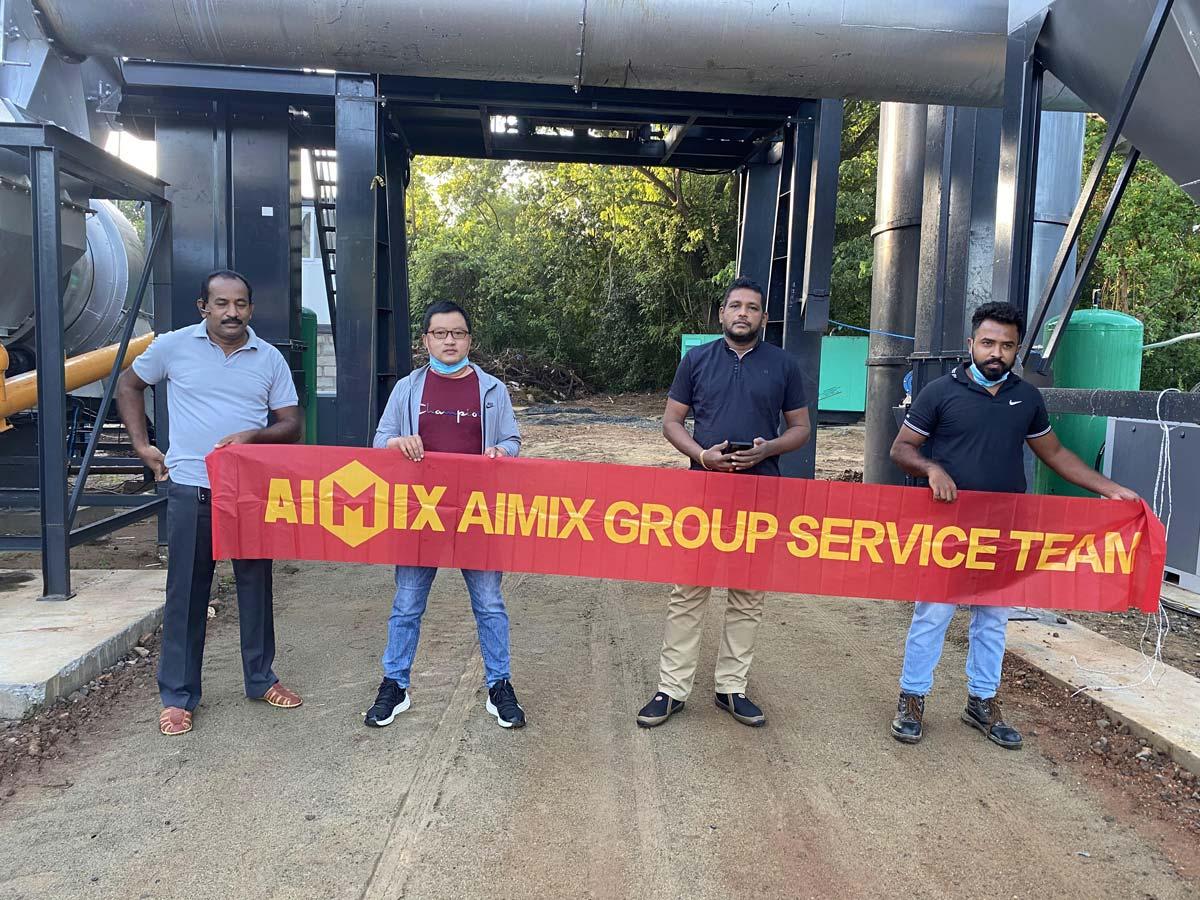 AIMIX engineer service