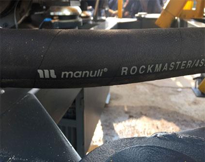 Manuli Hydraulic Pipe