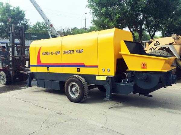ABT80D electric concrete pump
