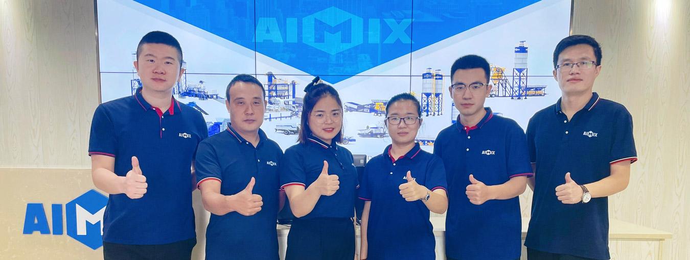 AIMIX Indonesia team