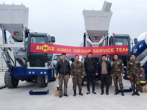 AIMIX service team