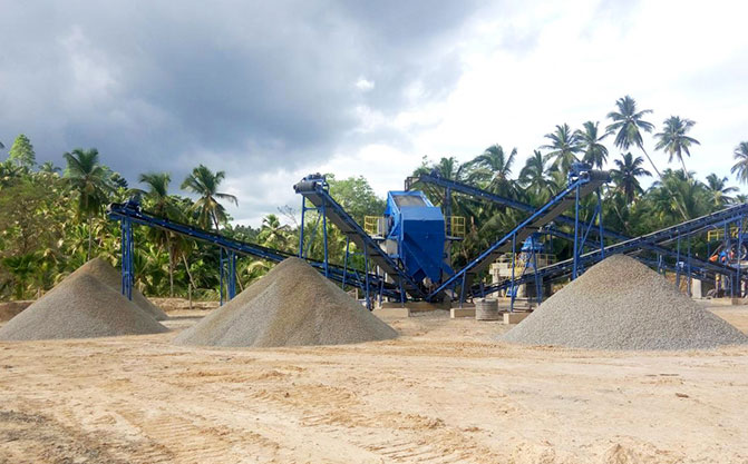 Crushing Plant In Indonesia